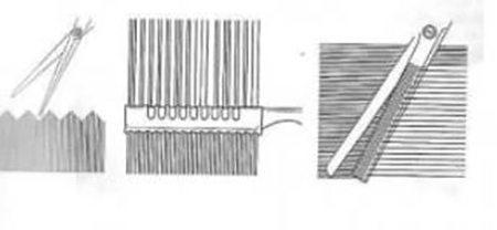 Saç İnceltme Teknikleri