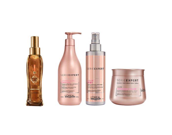 Yaz bakımı için L'Oréal Professionnel'den bakım ürünleri | Saç Modelleri - En Güncel Saç Modelleri Ve Kuaför Salonları Haberleri