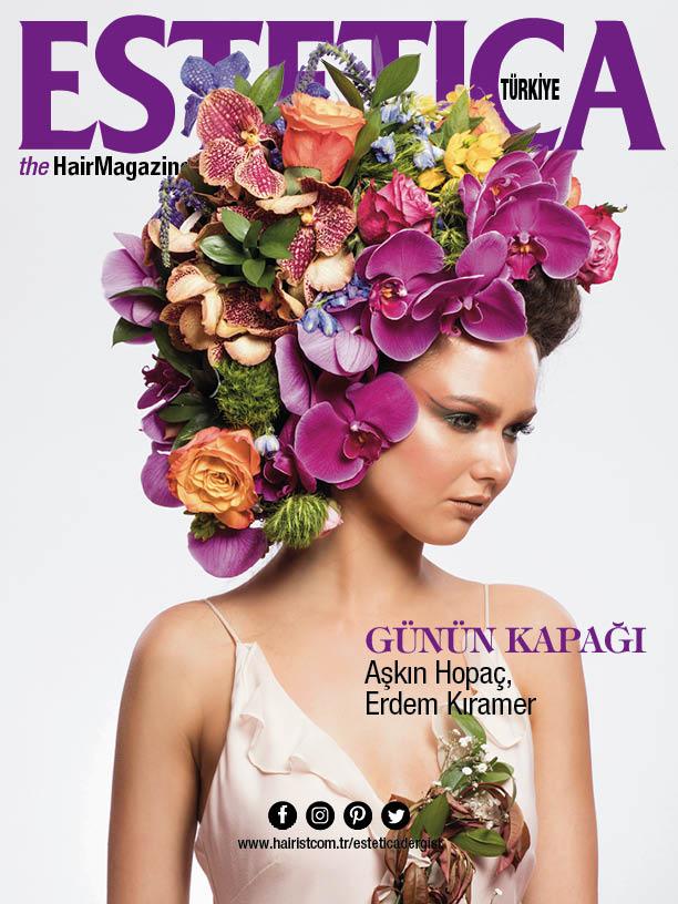 Estetica Dergisi'nde günün kapağı: Aşkın Hopaç