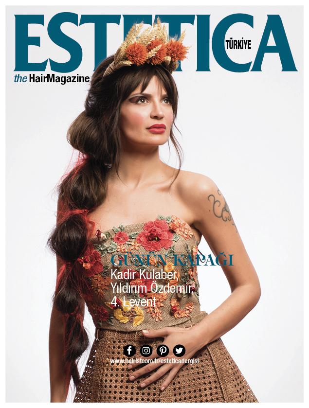 Estetica Dergisi'nde günün kapağı: Kadir Kulaber