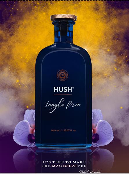 Hush Tangle Free