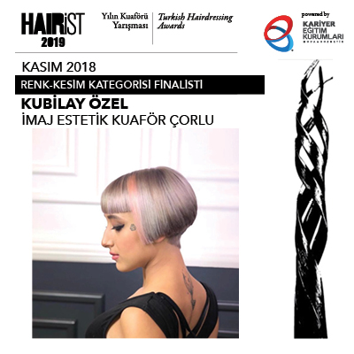 Hairist Yılın Kuaförü Yarışması 2018 Kasım Finalistleri