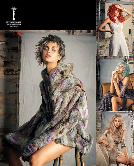 Saç: Morgan Richards / Styling: Lydia-Jane Saunders, Kathryn Bloom Makyaj: Charlotte Revet / Foto: Anniss+Barton