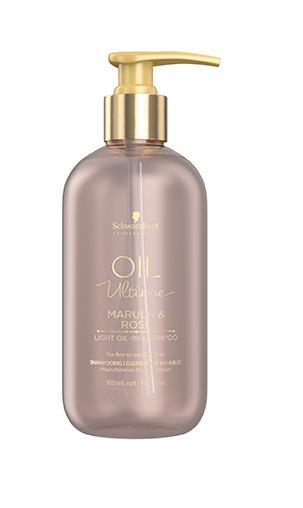 Schwarzkopf Professional Light Oil in Şampuan