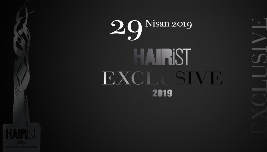 Hairist 2019 için geri sayım başladı!