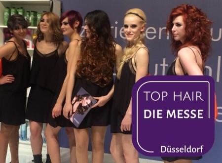 TOP HAIR 2019 Düsseldorf Fuarı