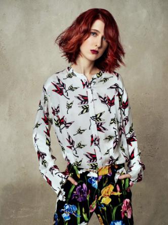Paris Moda Haftası'ndan ilham alan stiller