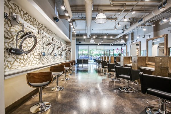 Dallas'tan salon tasarımı