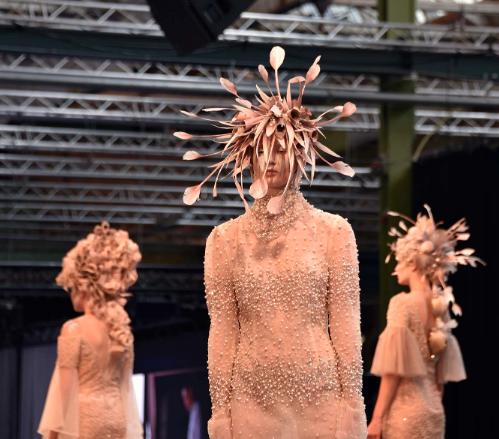 Nordic Hair Awards ve Expo - Muhteşem etkinlikte canlı yarışma