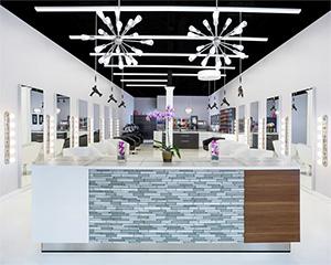 Dikkat çeken salon dizaynı: Salon Audace