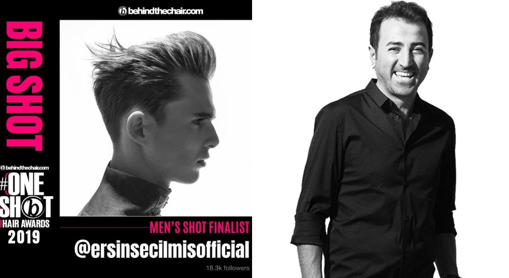#OneShot Hair Awards'ın İlk Türk Finalisti