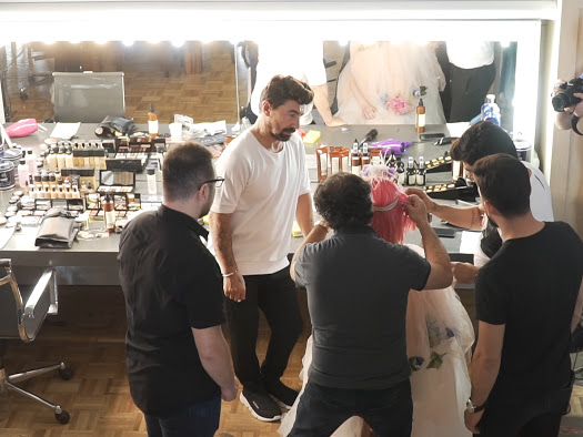 Hairist 2019'un birincilerinden özel koleksiyon