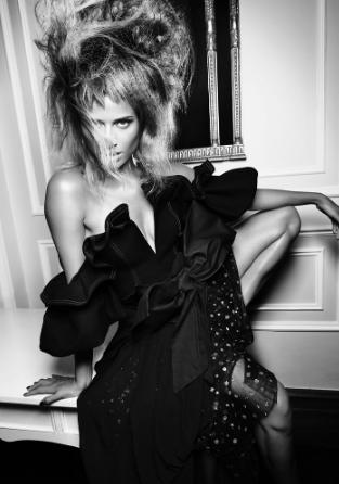 Mary Alamine'den Royals' Couture koleksiyonu