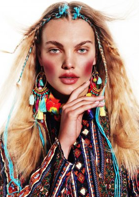 Nicole Kae'nin Inca Rising koleksiyonu