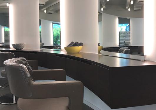 İlham veren salon tasarımları: The Marie Robinson Salon