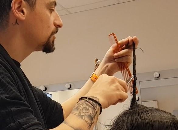 sinan ergün saç kesim teknikleri