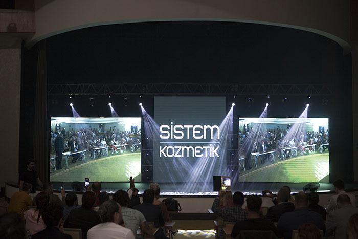 Sistem Kozmetik ile Antalya'da Büyük buluşma