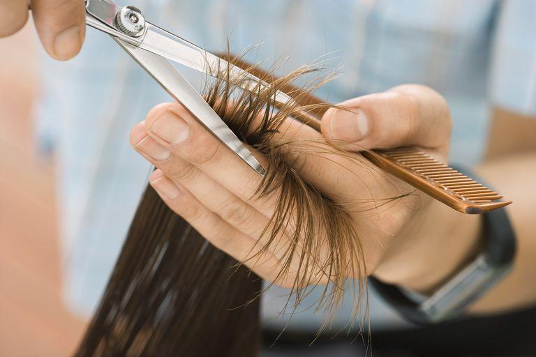 Saç kesimi ile ilgili notlar