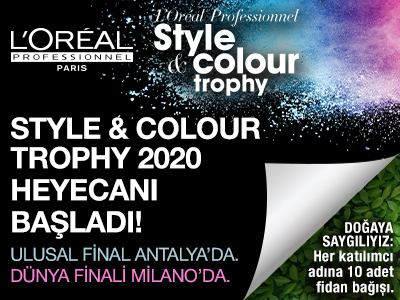 style and colour trophy