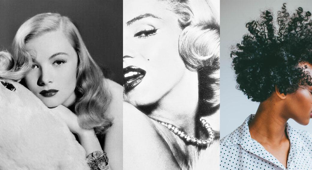 kıvırcık saçların 100 yıllık tarihi