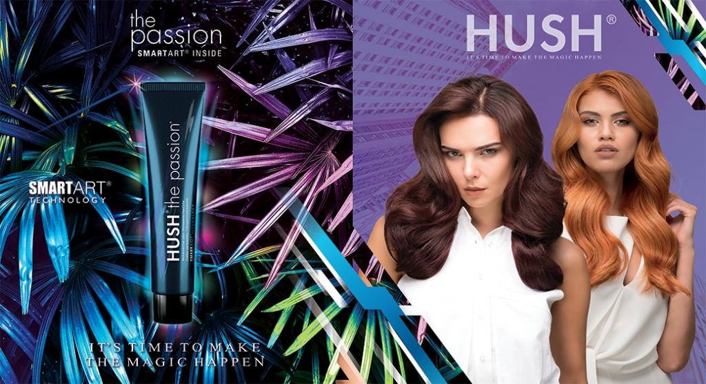 hush the passion