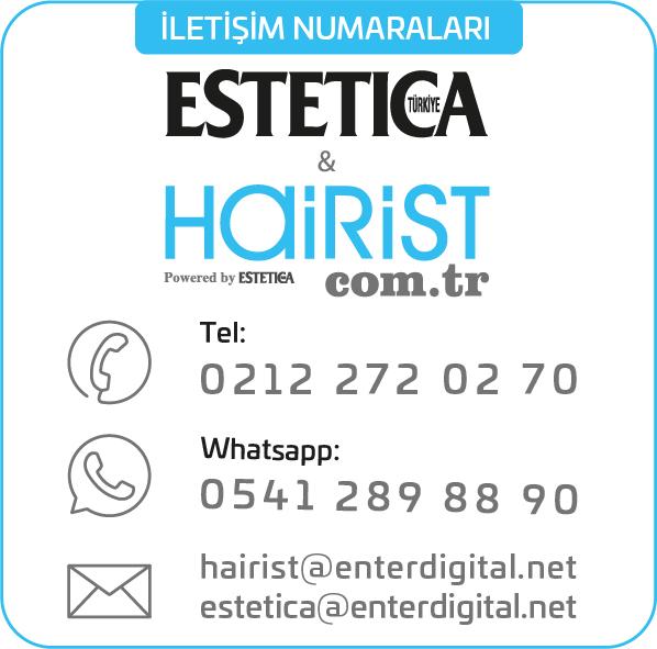 Estetica hairist İletişim