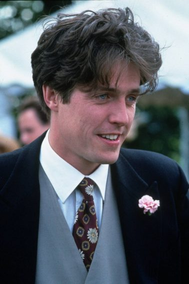 hugh grant four weddings and a funeral glamour 18july13 rex