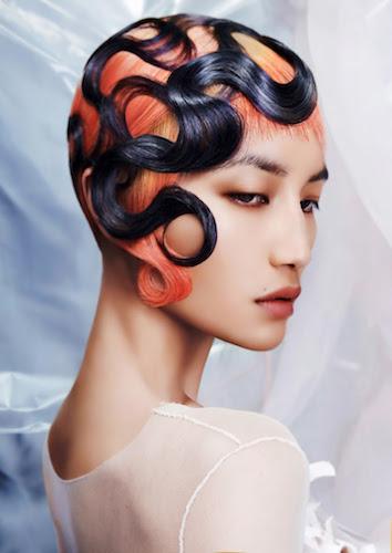 Chung-Yang Su , REvision, yeni saç renkleri