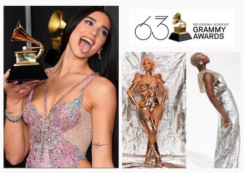 2021 Grammy Ödülleri'nin En Dikkat Çekenleri