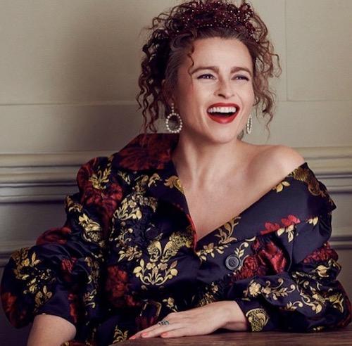Helena Bonham Carter'ın Favori Makyaj ve Bakım Ürünleri