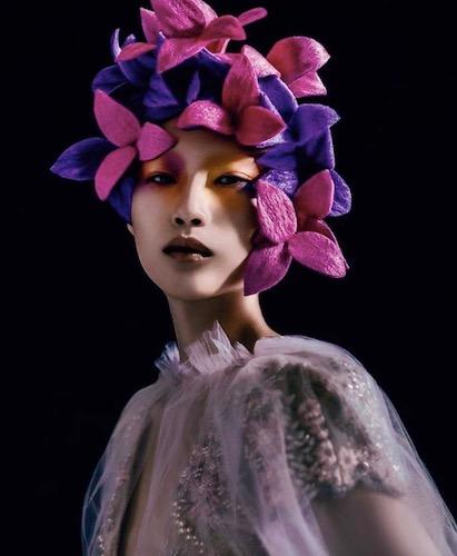 Adrian Gutierrez: Floral Extravaganza