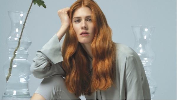 Bakır Saç Rengi