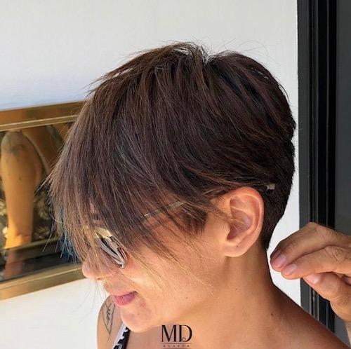 Mustafa Demirbağ ile Saç Kesimi Üzerine