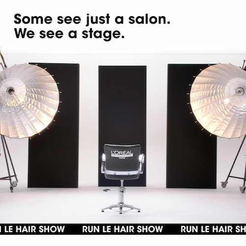 Run Le Hair Show