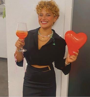 Selin Yeşil - L'Oréal Professionnel Color & Style Trophy 2021